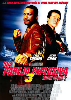 Una Pareja Explosiva 3 / Hora Punta 3 / Rush Hour 3