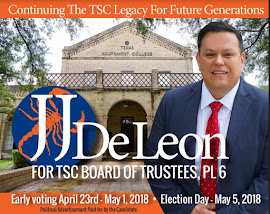 DE LEON FOR THE TSC BOARD