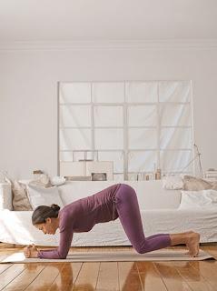 Ejercicios de pilates en el embarazo, ejercicios del segundo trimestre