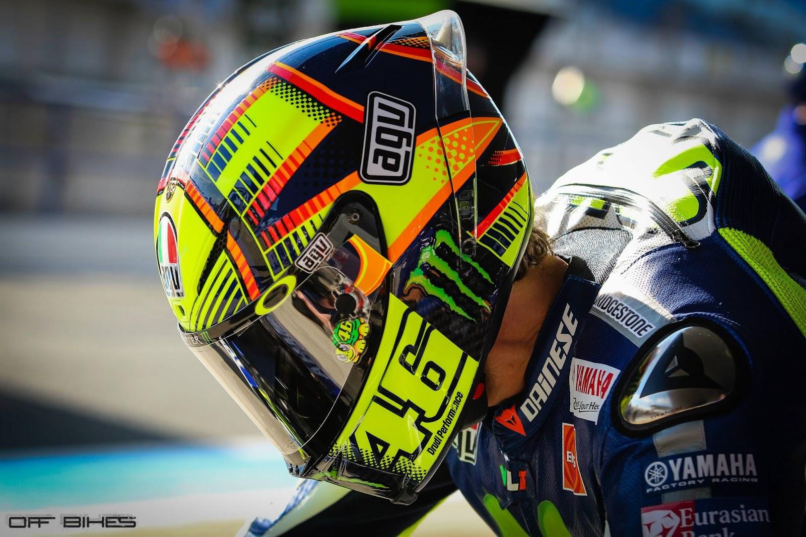 Agv PistaGP Valentino Rossi 2015 By Drudi Performance