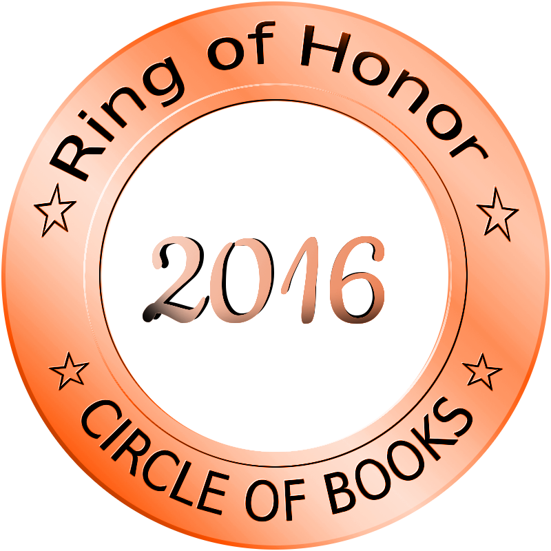 The Du Lac Chronicles ~ Circle of Books Ring of Honor Award 2016
