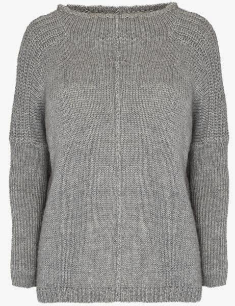 Jersey en gris para mujer de la colección de Primark