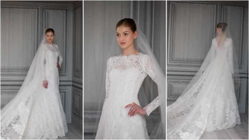 Designer Brautkleider Blog: Monique Lhuillier Brautkleider 2012 ...