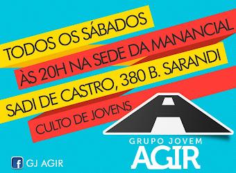 AGIR em Porto Alegre