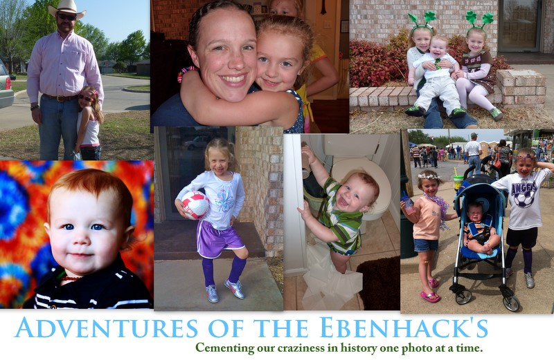 Adventures of the Ebenhack's