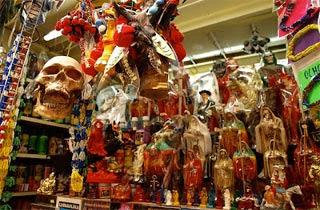Mercado De Sonora Meksiko Pasar Sihir Di Dunia