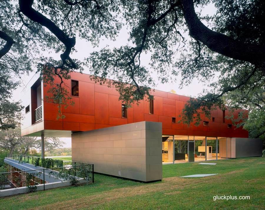 Residencia contemporánea en Austin, Texas
