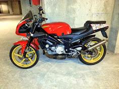 Aprilia Tuono 125 2014 Vito's Motorcycle #6