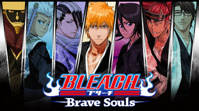 Download Game Android Bleach Brave Sould APK MOD v3.2.0 Full