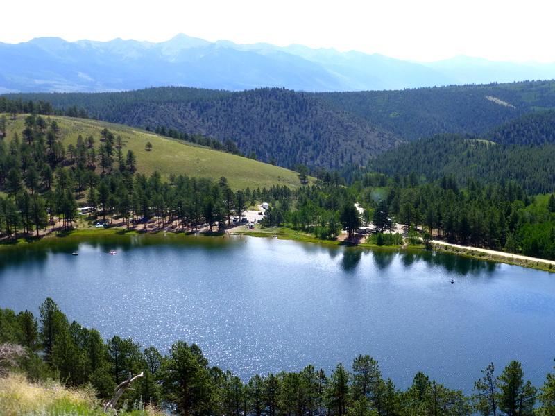 Life on Star Mountain: Second half of Alpine Loop ...