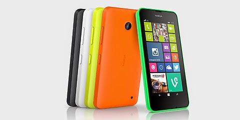 Harga Nokia Lumia 630 Dual SIM Terbaru