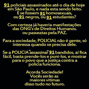 POLICIAL HUMANO