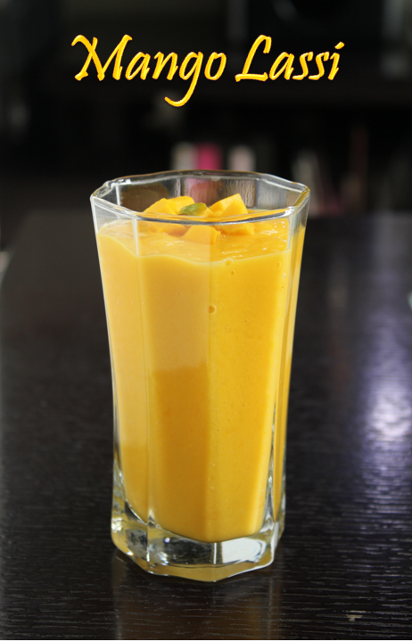 Jaya's recipes: Mango Lassi