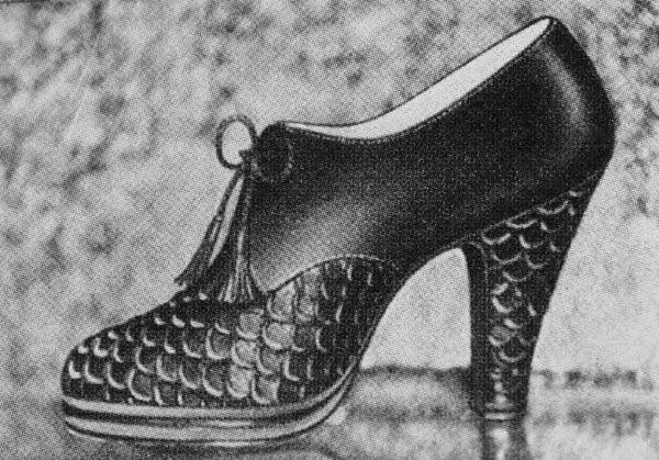 1940 | FOOTWEAR & AUTARCHY
