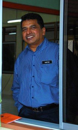 Cikgu Karthik's Blog