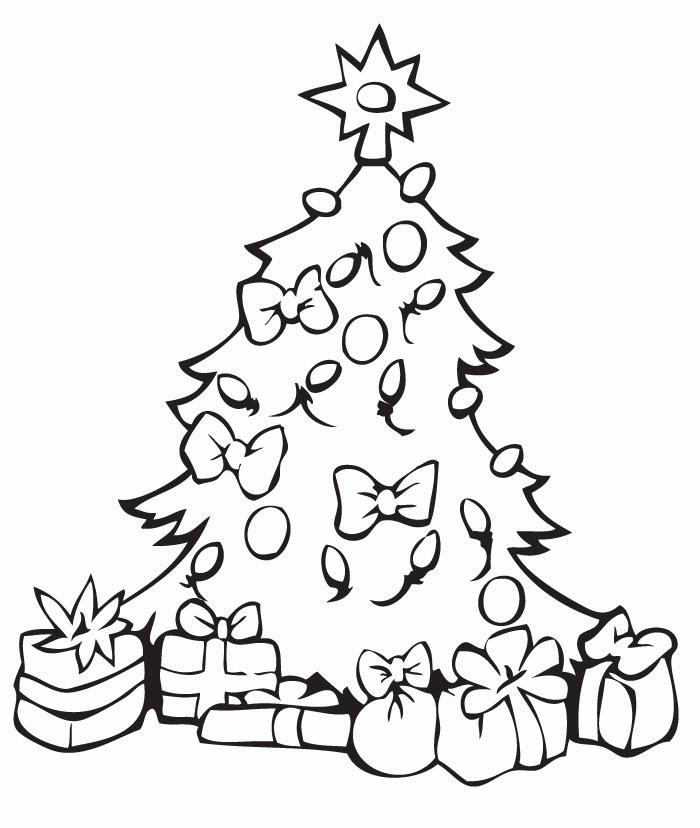 Banco de imagenes y fotos gratis arbol de navidad para for Arbol navideno para colorear