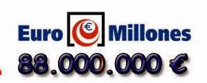 Euromillones del viernes 2 de mayo de 2014