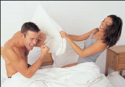 Te sientes flojo o floja en la cama