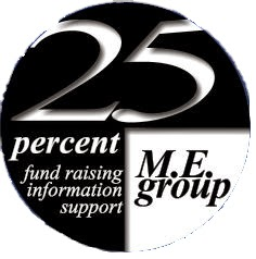 The 25% ME Group
