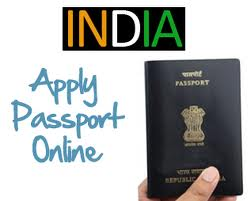 Apply for passport india