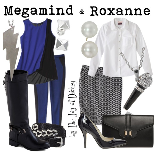megamind, megamind costume, megamind roxanne, megamind roxie, fashion blog, dreamworks