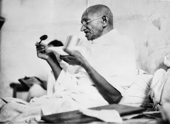 Mahatma Gandhi Timeline