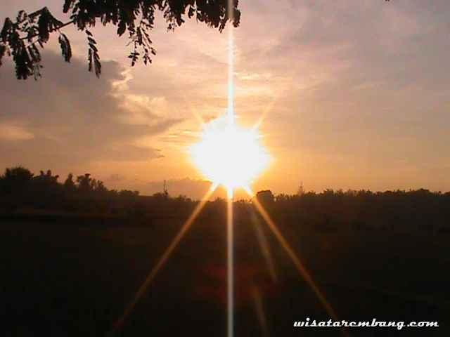 Gambar sunset 1234