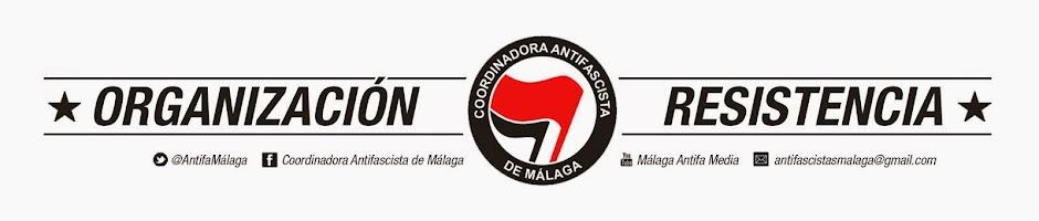 Coordinadora Antifascista de Málaga