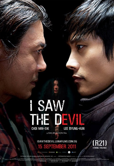 I+saw+the+devil+Poster Streaming Review:  I Saw the Devil (Korea) 2010