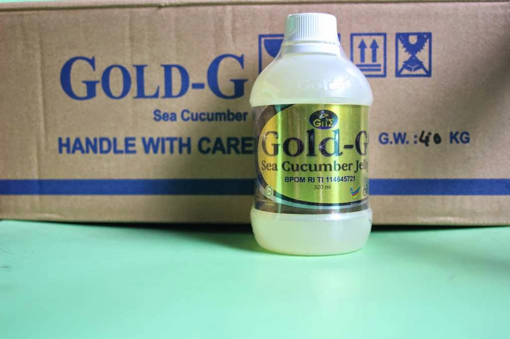 Obat Herbal Sakit Nyeri Radang Sendi Gold G