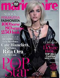rivista Marie Claire