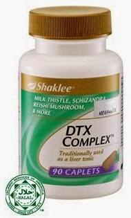 DTX COMPLEX SHAKLEE
