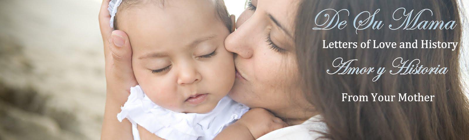 letras de amor. De Su Mama: Letra De Amor:
