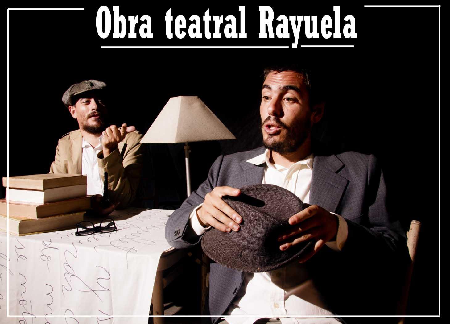 Obra teatral Rayuela