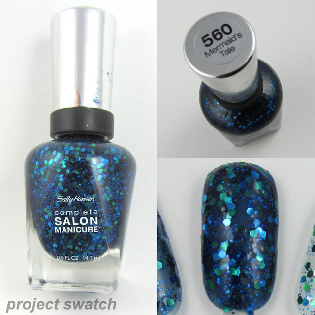 Sally Hansen Complete Salon Manicure - 560 Mermaid's Tale