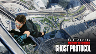 Tom Cruise in MI:4 Ghost Protocol