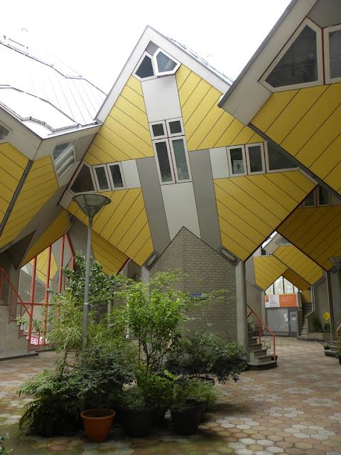 Kubushuizen Rotterdam