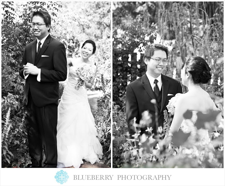san francisco east bay area first look wedding ceremony beautiful photography
