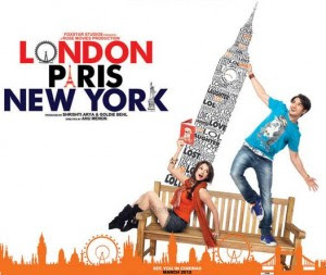 London Paris New York 2012 Hindi Movie Watch Online