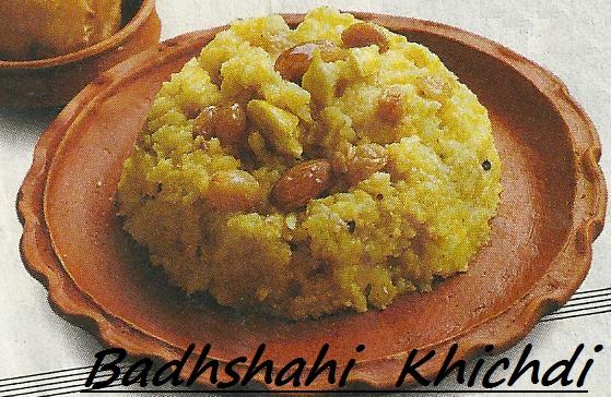 Badhshahi Khichdi/Khichuri- For Saraswati Puja
