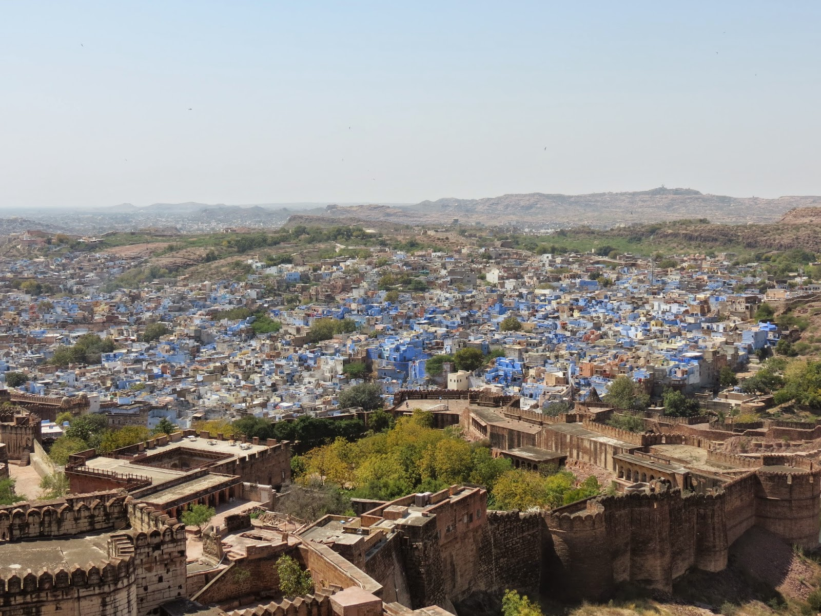 Jodhpur photos, Jodhpur pictures, blue city india