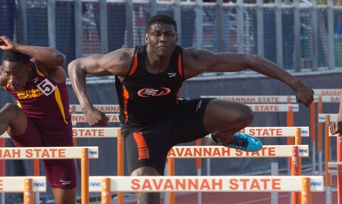 savannah state university track meet