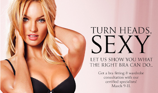 Free VS Very Sexy Touch fragrance