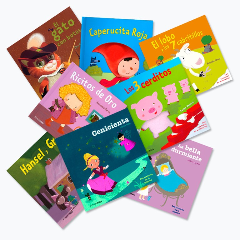 libros infantiles texturas