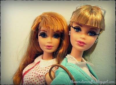Midge dolls