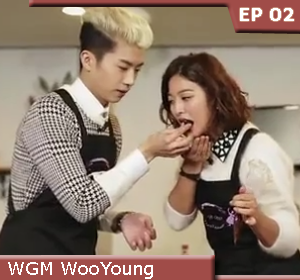 We Got Married Season 4 Trọn ... - Wooyoung & Seyoung