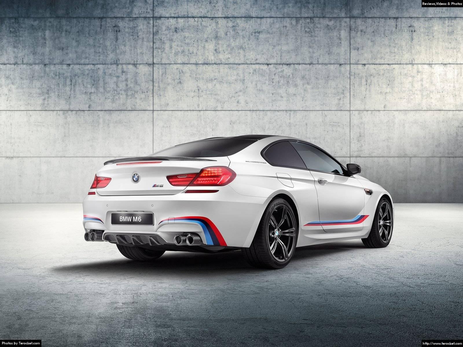 Hình ảnh xe ô tô BMW M6 Coupe Competition Edition 2016 & nội ngoại thất