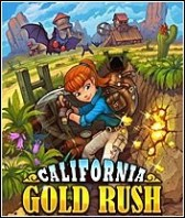California Gold Rush 128x160 free game Java download