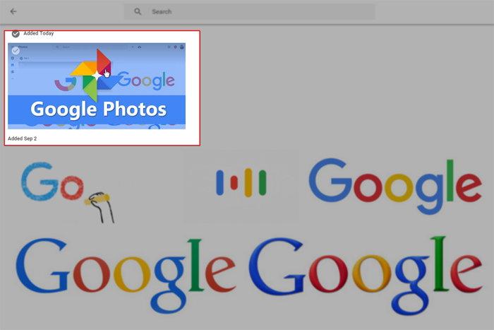 Upload Gambar Di Google Photos
