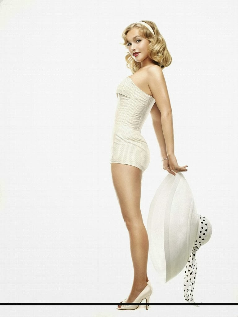 Hayden Panettiere HQ Pictures GQ UK Magazine Photoshoot March 2014
